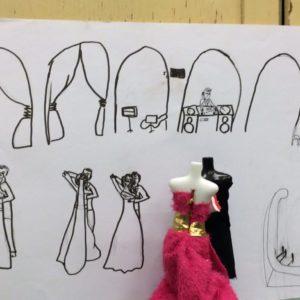 Výroba netradičního oblečení