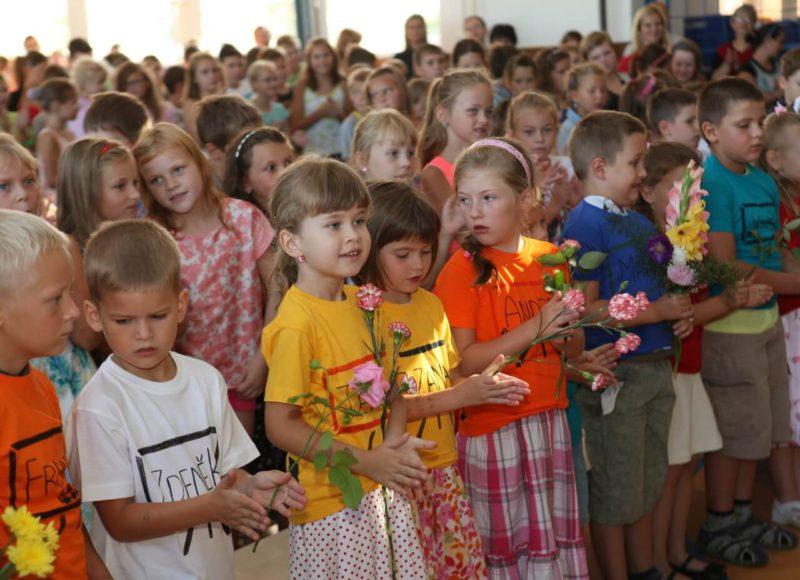 Zahájení školního roku 2015/2016