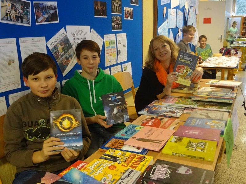 Prezentace knih ve škole
