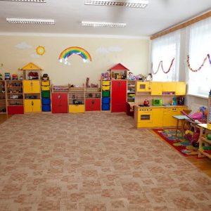 MŠ Krtek - interiér