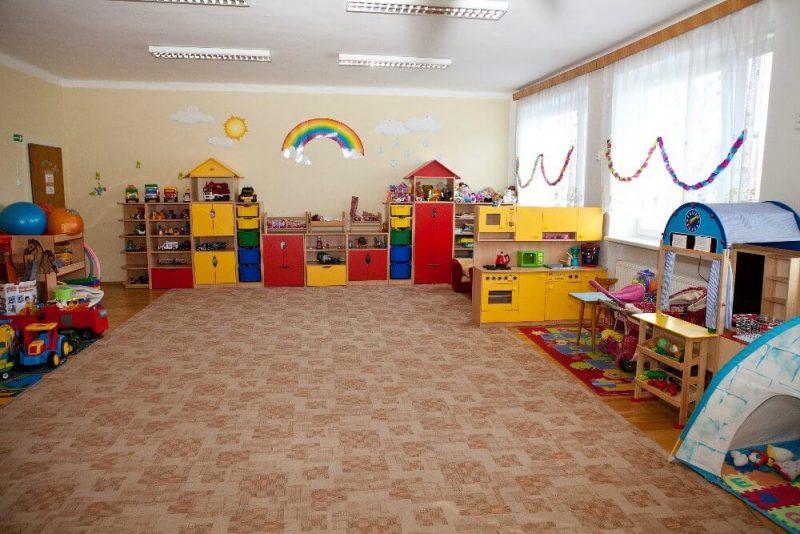 MŠ Krteček - interiér
