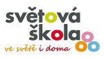 logo Světová škola ve světe i doma