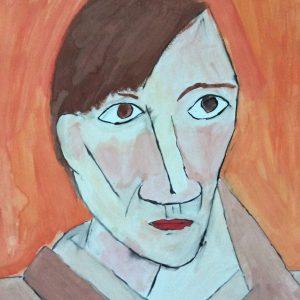 Malba portrétu