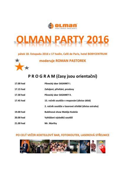 OLMAN PARTY 2016