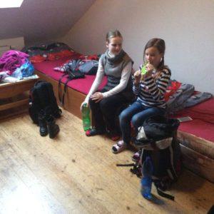 Ubytování v hostelu River