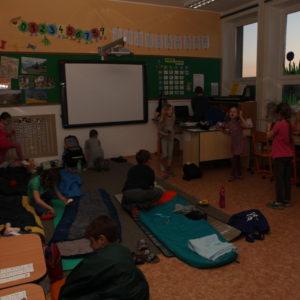 Příprava v 1. třídě