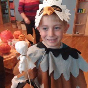 Halloween MŠ Krteček