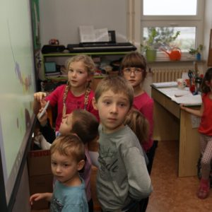 MŠ Oranžová ve 2. třídě
