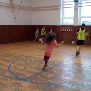 Sportovní den - fotbal