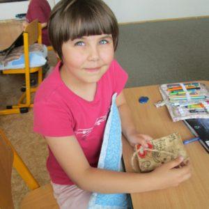 keramika pro maminky 2. třída