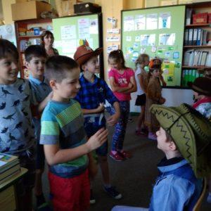 Westernový den 2. třída