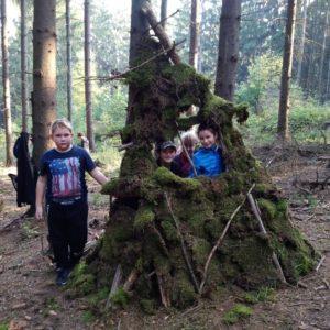 2. lesní výprava 3. třída