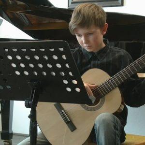 Hra na kytaru