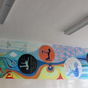Malby na stěnách