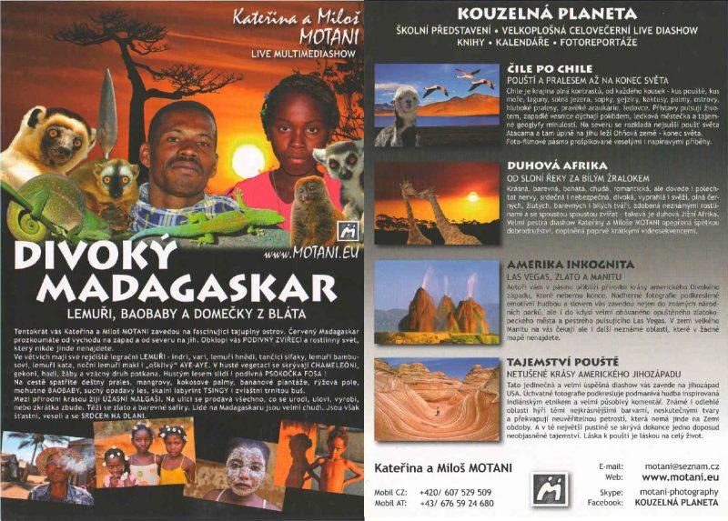 Divoký Madagaskar