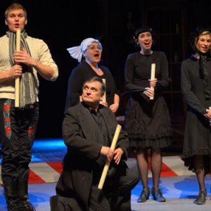 představení Kytice