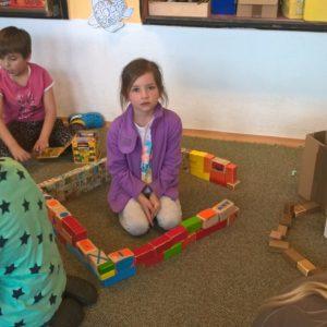Centra aktivit 1. třída: Objevy a vynálezy - Mariánka