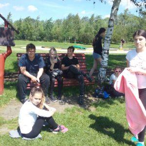 Čtyřkolky a buginy v Polničce