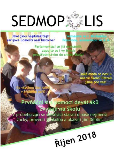 časopis Sedmopolis - říjen 2018