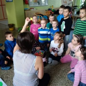 Adaptační skupinky pro předškoláky: Hry s čísly