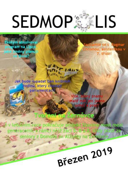 časopis Sedmopolis - březen 2019