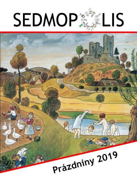 časopis Sedmopolis - prázdniny 2019