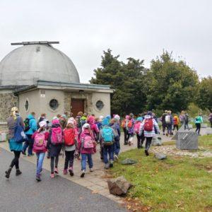 Hvězdárna a planetárium Brno 3. a 4. třída
