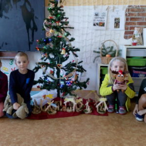Vánoce v 1.B