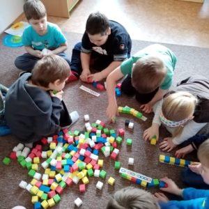Adaptační skupinky pro předškoláky Hry s čísly