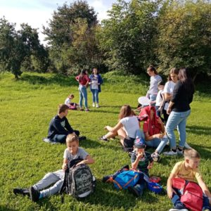 Piknik na louce