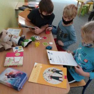 úkoly v jazykovém centru