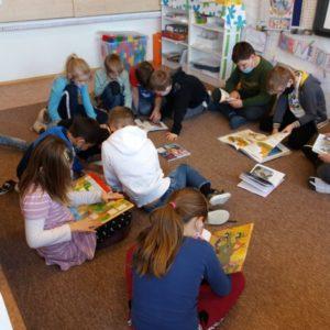čteme si společně