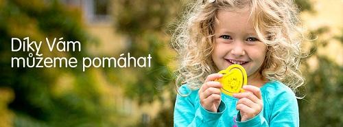 Život dětem – poděkování | Základní škola a Mateřská škola Deblín