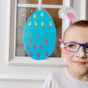 Veselé Velikonoce přejí prvňáčci